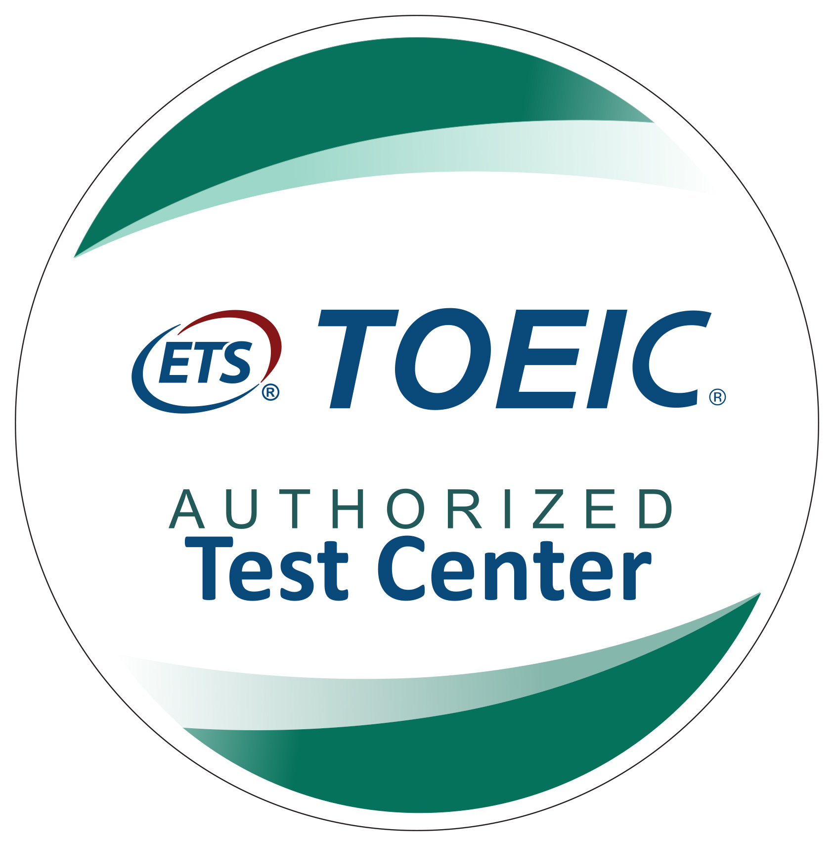 Exame TOEIC by ETS.